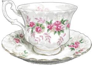 Psychic tea leaf reading