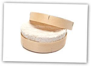 Camembert in a box for recipe