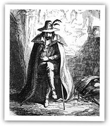 Guy fawkes image to illustrate hot toddie recipes