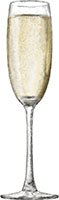 Champagne illustration for cocktail party recipes