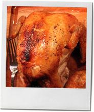 Roast chicken for roast chicken recipe