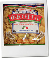 Orecchiette photo for summer pasta recipe