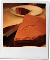 Chocolate cake photo for devils food cake recipe