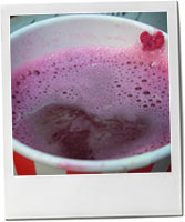 Pomegranate Juice photo for pomegranate cocktail recipe