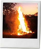 bonfire photo for guy fawkes apple punch recipes