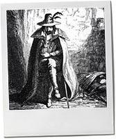 Guy Fawkes illustration from Wikipedia