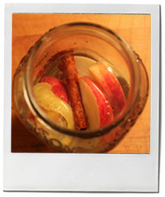 Apple vodka photo for appletini recipe