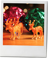 Reindeer ornaments for christmas cupcake recipe