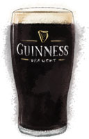 Guinness illustration