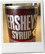 Hershey's syrup for chocolate syrup cake recipe