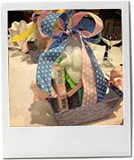Parcel photo for baby shower recipe