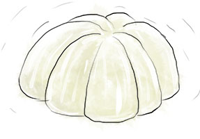 Elderflower Jelly illustration for recipe