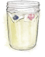 Lemonade for recipe