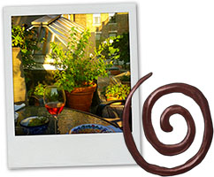 Soho Terrace And Chocolate Swirl
