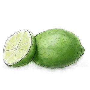 Limes for Superbowl Margarita Popcorn recipe