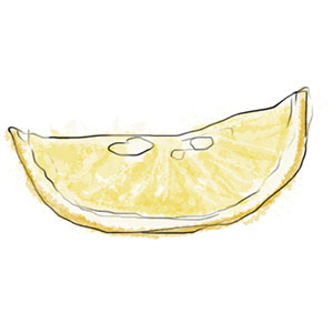 Lemon Slice for Pancake Day