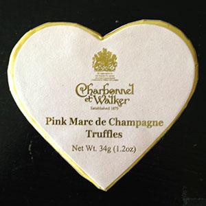 Charbonnel et Walker Valentines Truffles