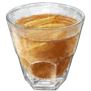 Bourbon Spiced Apple