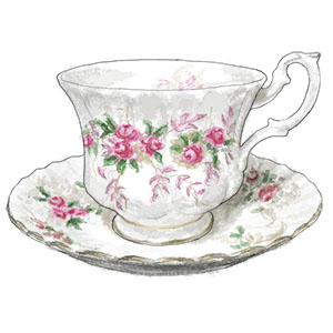 Teacup For Valentines Ideas